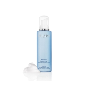Sữa rửa mặt Orlane chuyên dùng cho da hỗn hợp vừa nhờn vừa khô Orlane Gentle Cleansing Foam Face And Eye Make Up Remover 200ml