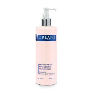 Sữa rửa mặt Orlane thích hợp cho da khô hoặc nhạy cảm Orlane Cleanser Dry Or Sensitive Skin 400ml